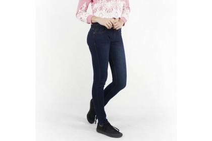 Eighteen Plus Denim - Skinny Fit Tapared Jeans