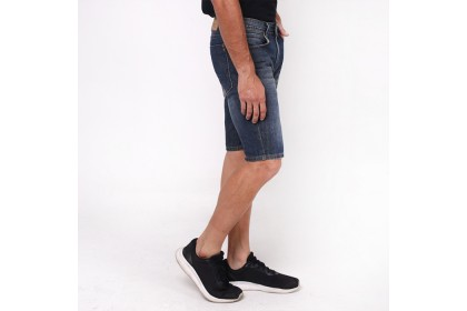 NIC Washed Denim Shorts With Stretch