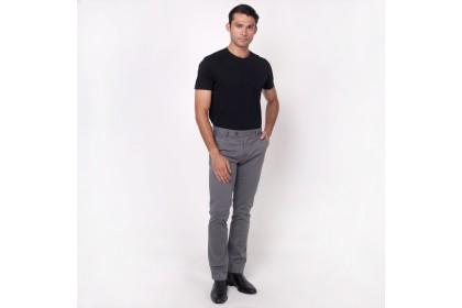 NIC Slim-Fit Pant-Grey