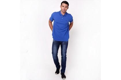 NIC Polo Shirt - Blue
