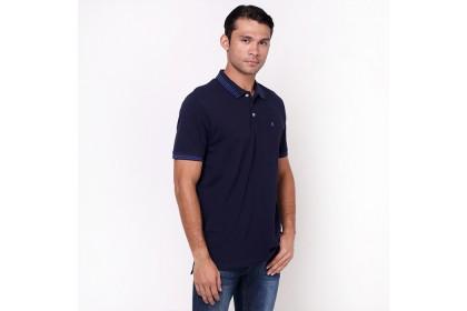 NIC Polo Shirt - Navy
