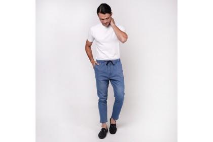 monsieur Long Pant -  Blue