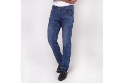 monsieur NICOLE Blue Regular Fit Jeans