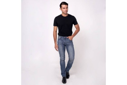 Nic by Nicole Blue Stretchable Jeans