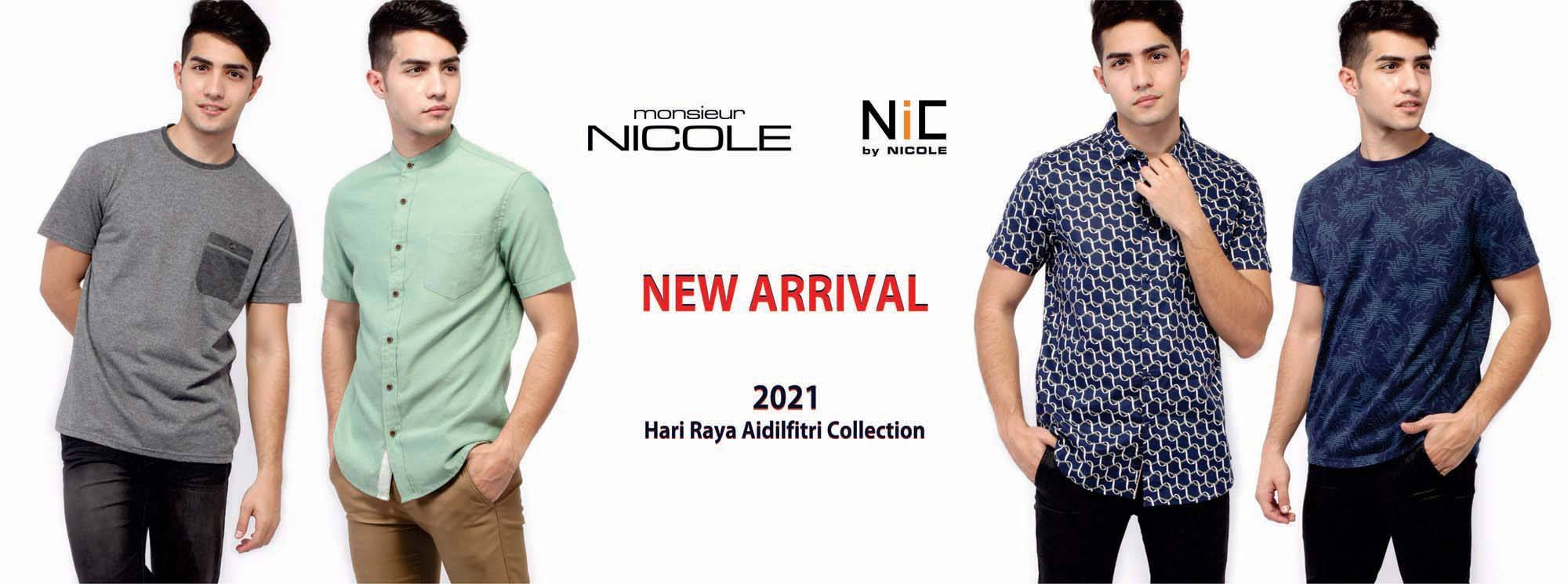 MEN'S WEAR NEW ARRIVAL