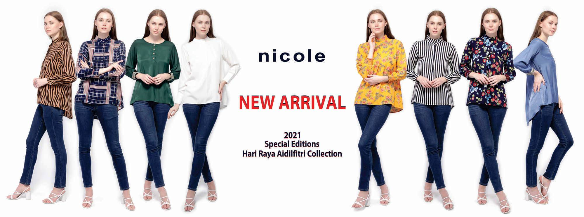 NICOLE NEW ARRIVAL