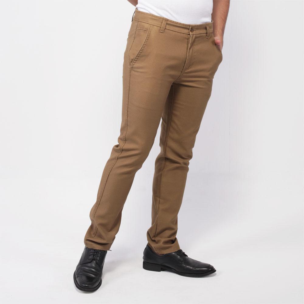 NIC by NICOLE Slim Formal Pants - Khaki